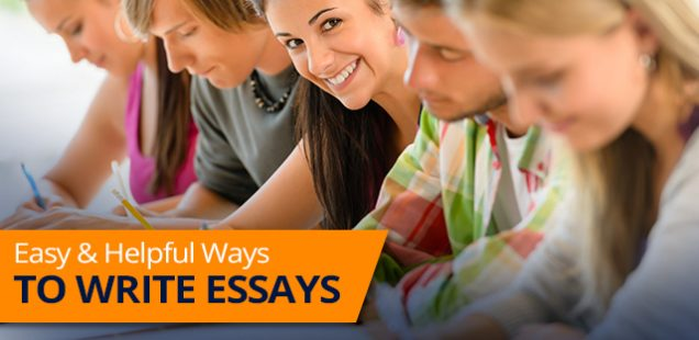 How To Write Essays