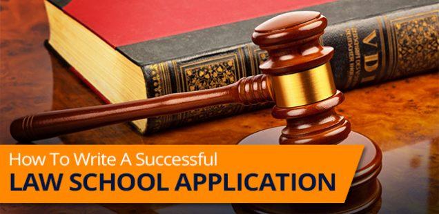 Law School Application: writing tips