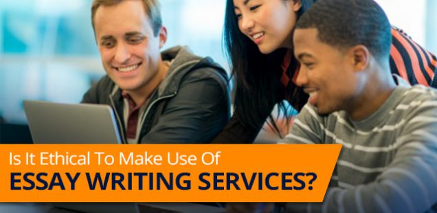 Using Essay Writing Services:good or not